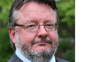 Councillor Barry Lewis, Conservative leader of Derbyshire County Council