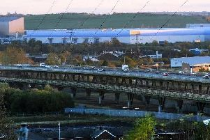 Tinsley Viaduct