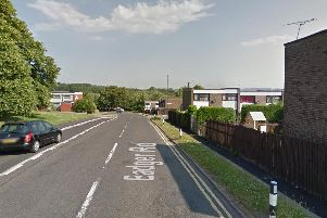 Badger Road, Woodhouse. Picture: Google.