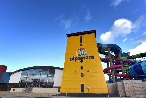 Alpamare UK has applied for a licence to sell alcohol.