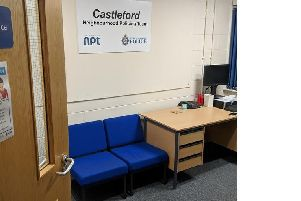 It is hoped the new office will make local Airedale officers a little more accessible for residents in the Ward.
