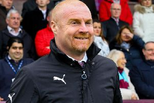 Sean Dyche has now overseen 300 games in charge of the Clarets
