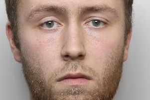 James Klaassen-White, 19, was jailed for 16 months, during a hearing held at Sheffield Crown Court on Friday, April 12