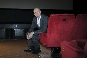 Ian Wild, chief executive of Sheffield's Showroom Cinema. Picture: Scott Merrylees