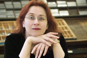 American author Audrey Niffenegger is both a novelist and visual artist.