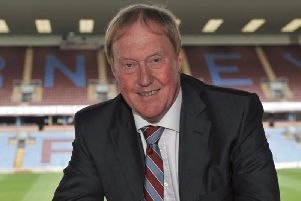 Burnley vice-chairman Barry Kilby