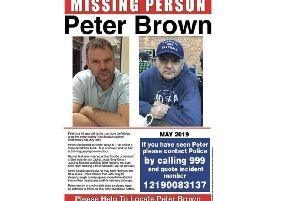 Posters have been circulated across Scarborough and Whitby