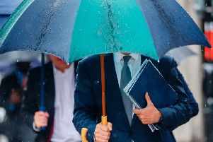 The Met Office has warned of a risk of flooding in Wakefield after a yellow weather warning was issued.