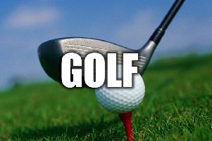 A charity golf day is being held at Ponteland.