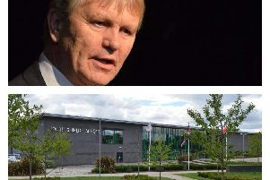 Our writer believes Sir Ken Gibson, above, could rescue South Shields School.