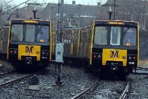 The Tyne and Wear Metro's poem for National Poem Day has back fired...