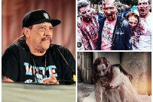 For the Love of Horror movie convention: Scare event brings stars including Hollywood hardman Danny Trejo to the North West next week - everything you need to know