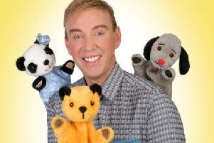 Sooty's Magic Show is coming to South Shields