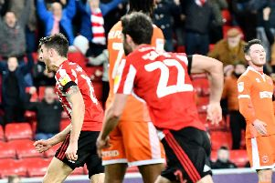 Jack Baldwin netted Sunderland's leveller against Blackpool