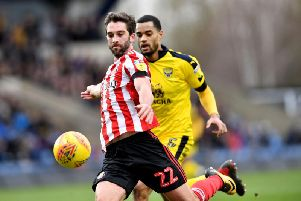 Jack Ross has backed Will Grigg to hit the goal trail