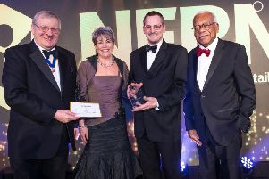 Halifax couple win Convenience Retailer of the Year at prestigious awards ceremony