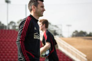 Former Newcastle United winger Stephen Glass is coach of Atlanta United 2 (Picture credit: Atlanta United).