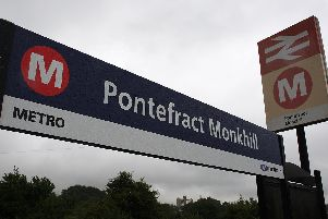 Only Platform 1 at the station has step-free access