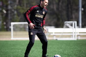 Stephen Glass is Atlanta United 2 head coach. (Pic credit: Atlanta United)