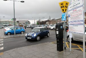 Council bosses are under fire over parking charges.
