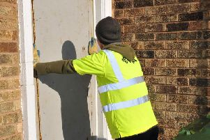 Enforcement notices are served against housebuilders when they break certain conditions.
