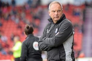 Gillingham boss Steve Lovell thought his side deserved to get something against Sunderland.