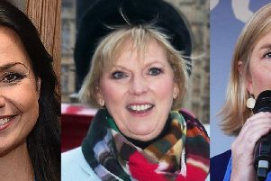 The three Tory MPs who have quit the Conservative party