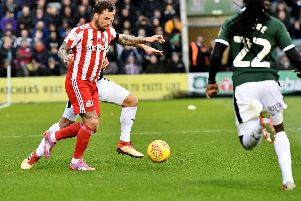 Sunderland ace Chris Maguire is set be out for up to eight weeks