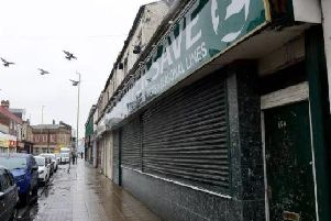 Empty premises in Frederick Street, South Shields, which will no longer become the area's latest takeaway.