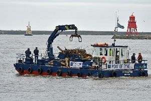 Port of Tyne is taking over a key project to remove debris from the river.