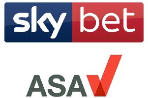 A Sky Bet TV advert has been banned by the Advertising Standards Authority.