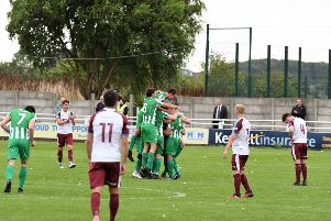 North Ferriby beat South Shields earlier this season.