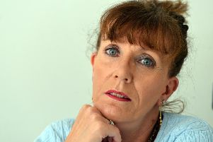 Ileene Byrne, who joined in the GDNF trial to test out a new drug for Parkinson's Disease.