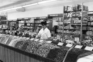 A sweetg shop on South Tyneside. Do you know where?
