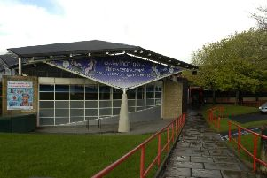 Pendle Leisure Centre in Colne has been granted funding by Sport England