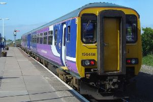 A Northern train.