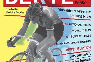 Beryl tells the story of the 'greatest woman on two wheels'
