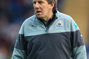 Peter Beardsley.
