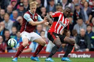Jozy Altidore left Sunderland in 2015.
