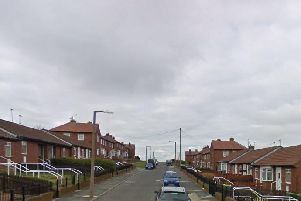Fellside in South Shields. Image copyright Google Maps.