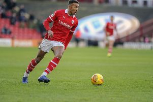 Jacob Brown scored a stoppage-time winner for Barnsley against Walsall on Saturday.