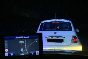 A woman has been caught drink driving in Filey.