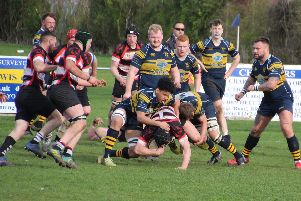 Bridlington RUFC 14 Malton & Norton 16