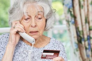 We need to protect the elderly from scamming