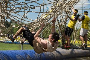 Will you be taking part in Rough Runner? Picture: Jonathan Geitner.