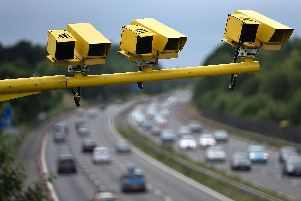 You have been sharing your views on speed limiters. Picture: PA.