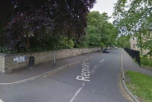 Police were called to reports of dangerous driving on Recreation Lane, Elland.
