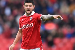 Alex Mowatt admits Barnsley are on something of a 'downer'