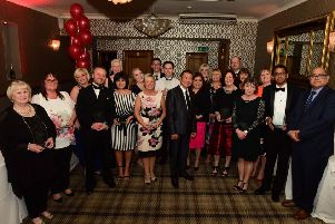 Some of the Best of Health winners from the 2018 competition.