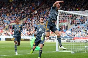 Jamie Vardy is 'fine' to feature against Newcastle United